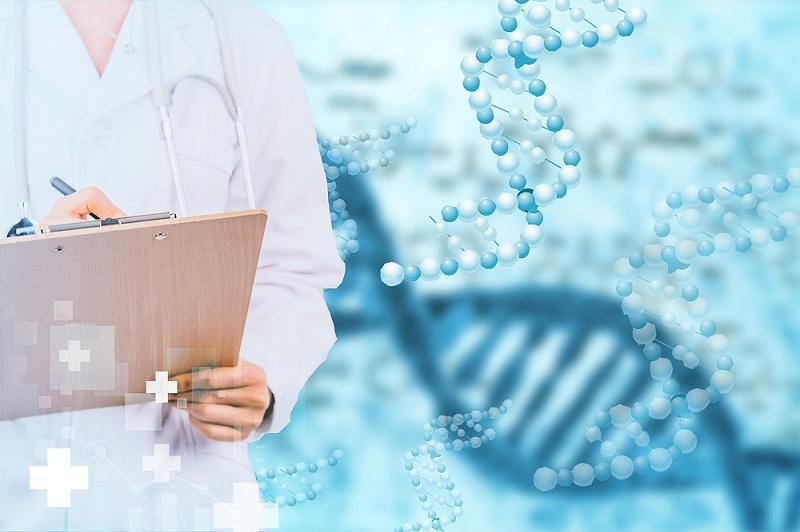 千库网_医疗科技分子结构医学海报_摄影图编号85100