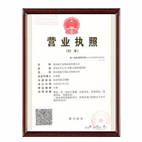 桂仁医药营业执照