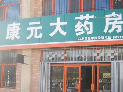 山东康元中医药研究所