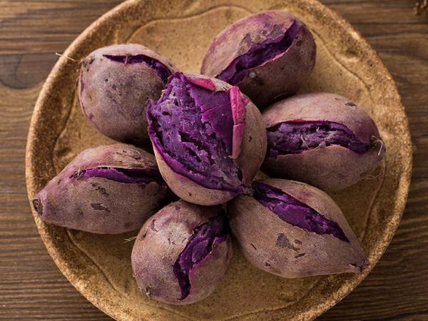 硒语 | 紫薯为什么是紫色的呢?它有哪些好处